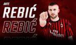 OFICIAL: Ante Rebic no AC Milan