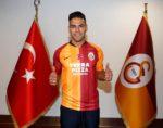 OFICIAL: Falcão é jogador do Galatasaray