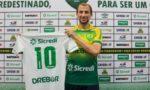 OFICIAL: Renan Bressan assina pelo Cuiabá