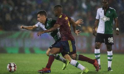 FC Alverca vs Sporting CP