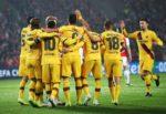 Video | Liga dos campeões 19/20: Slavia de Praga 1-2 Barcelona