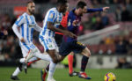 Video | La Liga 19/20: Leganes 1-2 Barcelona