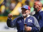 Maradona pode rumar ao futebol espanhol