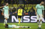 Video | Liga dos campeões 19/20: Dortmund 3-2 Inter