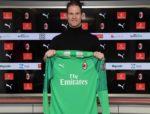 OFICIAL: Begovic assina pelo AC Milan