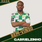 OFICIAL: Gabrielzinho cedido ao Moreirense