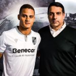 OFICIAL: Matheus Mascarenhas é reforço do Vitória SC
