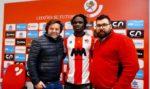 OFICIAL: Romário Baldé reforça o Leixões SC