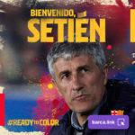 OFICIAL: Barcelona apresenta novo treinador