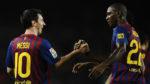 Bronca no Barcelona: Leo Messi e Abidal 'pegados'