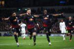 Video | Liga dos campeões 19/20: Tottenham Hotspur 0-1 RB Leipzig