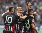 Coronavirus: Jogador do Eintracht Frankfurt tem COVID-19