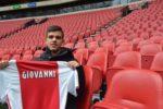 OFICIAL: Ajax garante avançado de 18 anos