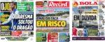 Capas Jornais Desportivos 27 Abril 2020