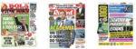 Capas Jornais Desportivos 14-05-2020