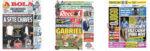 Capas Jornais Desportivos 29-05-2020