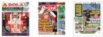 Capas Jornais Desportivos 18-05-2020