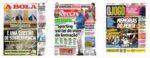 Capas Jornais Desportivos 07-05-2020