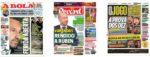 Capas Jornais Desportivos 19-05-2020