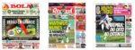 Capas Jornais Desportivos 20-05-2020