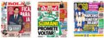 Capas Jornais Desportivos 22-05-2020