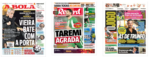 Capas Jornais Desportivos 23-05-2020