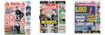 Capas Jornais Desportivos 10-06-2020