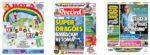 Capas Jornais Desportivos 01-06-2020