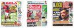 Capas Jornais Desportivos 16-06-2020