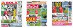 Capas Jornais Desportivos 18-06-2020