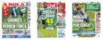Capas Jornais Desportivos 22-06-2020