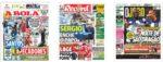 Capas Jornais Desportivos 24-06-2020