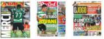 Capas Jornais Desportivos 27-06-2020