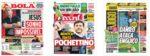 Capas Jornais Desportivos 28-06-2020
