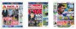 Capas Jornais Desportivos 29-06-2020