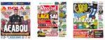 Capas Jornais Desportivos 30-06-2020