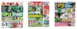 Capas Jornais Desportivos 19-06-2020