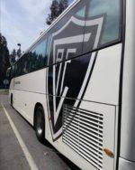 Académico de Viseu disponibiliza o seu autocarro ao Desportivo das Aves