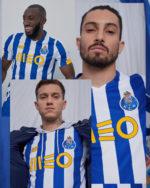 OFICIAL: FC Porto revela camisola principal para a próxima época
