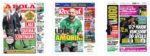Capas Jornais Desportivos 01-07-2020