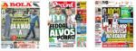 Capas Jornais Desportivos 04-07-2020