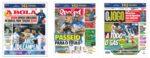 Capas Jornais Desportivos 06-07-2020