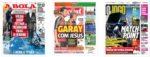 Capas Jornais Desportivos 09-07-2020