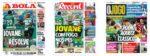 Capas Jornais Desportivos 11-07-2020