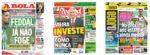 Capas Jornais Desportivos 12-07-2020