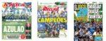 Capas Jornais Desportivos 16-07-2020