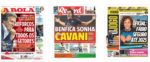 Capas Jornais Desportivos 19-07-2020