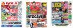 Capas Jornais Desportivos 20-07-2020