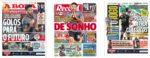 Capas Jornais Desportivos 22-07-2020