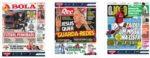 Capas Jornais Desportivos 24-07-2020
